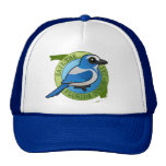 Save the Florida Scrub-Jay Trucker Hat