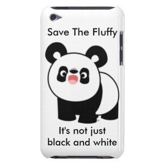 Save The Fluffy Ipod 4th Gen Case