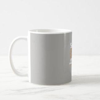 Save The Fluffy Llama Coffee Mug