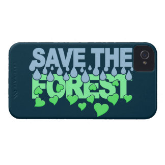 Save The Forest Blackberry Bold case
