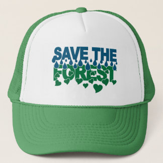 Save The Forest hat - choose color