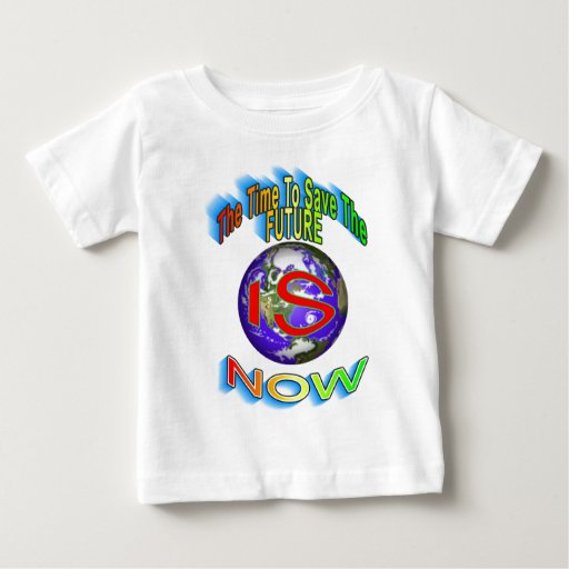 Save The Future Baby Tee