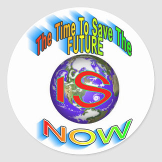 Save The Future Stickers