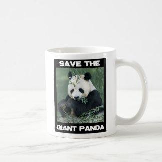 Save the Giant Panda Coffee Mug