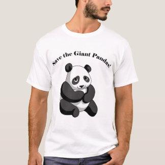 Save the Giant Pandas! T-Shirt