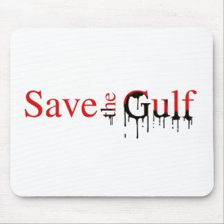 Save the Gulf Bumper Sticker Mousepads
