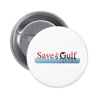Save the Gulf Pin