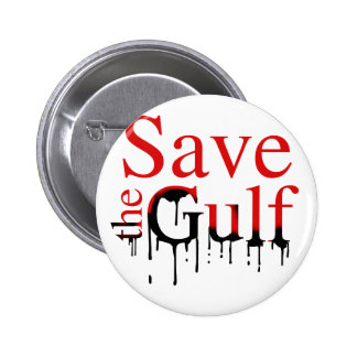 Save the Gulf Button