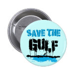 SAVE THE GULF BUTTONS