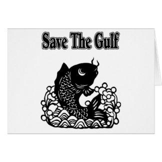 save the gulf card