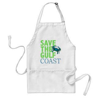 Save the Gulf Coast Adult Apron