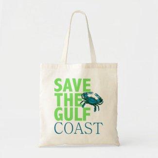 Save the Gulf Coast bag bag