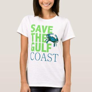 Save the Gulf Coast womens shirt