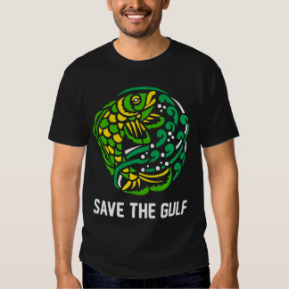 Save The Gulf -dk T-shirt