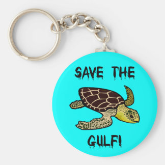 Save the Gulf Keychain