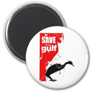 Save the Gulf Fridge Magnets