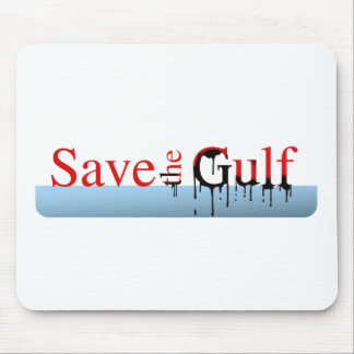 Save the Gulf Mousepads