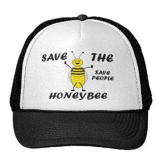 Save the Honeybee Hat