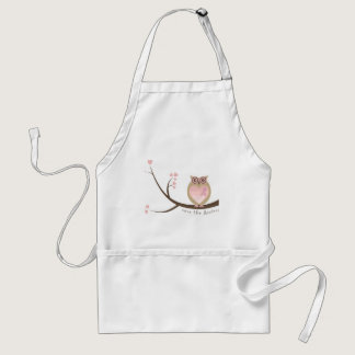 Save the Hooters Adult Apron