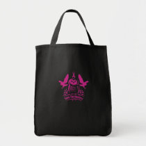 Save The Hooters Breast Cancer Owls Tote Bag