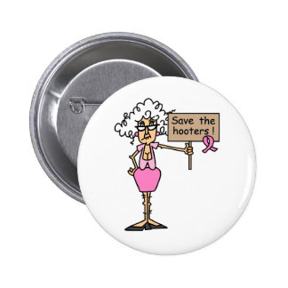 Save the Hooters! Button
