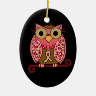 Save The Hooters Owl Christmas Ornaments