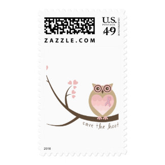 Save the Hooters Stamps