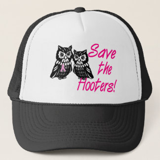Save the Hooters Trucker Hat