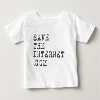 Save the Internet Baby T-Shirt