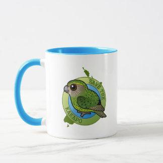 Save the Kakapo Mug