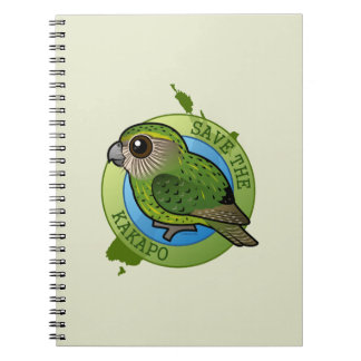 Save the Kakapo Notebook