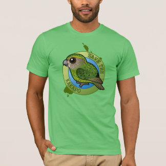 Save the Kakapo T-Shirt