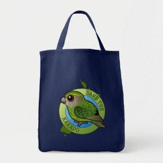 Save the Kakapo Tote Bag