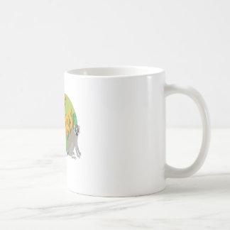 Save the Lemurs Coffee Mug