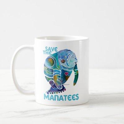 Manatee Mug