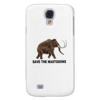 Save the mastodons samsung s4 case
