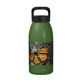 Save the Monarch Butterfly Water Bottle