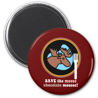 Save the moose magnet