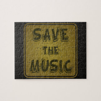 Save The Music Puzzle