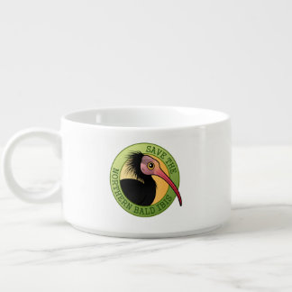 Save the Northern Bald Ibis Bowl
