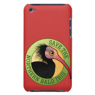 Save the Northern Bald Ibis Case-Mate iPod Touch Case