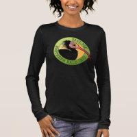 Save the Northern Bald Ibis Women's Basic Long Sleeve T-Shirt