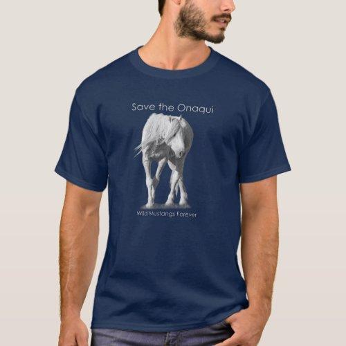 Save the Onaqui T_Shirt