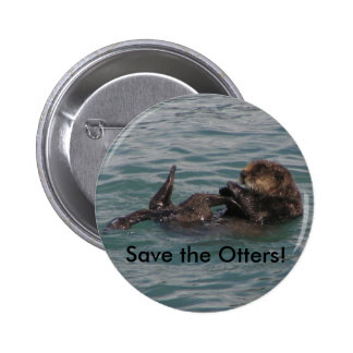 Save the Otters! Buttons