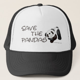 Save The Pandas Hat