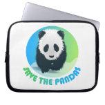Save the Pandas Laptop Bag Laptop Sleeve