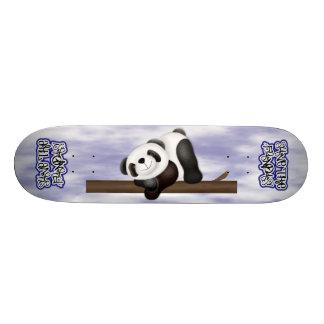 Save The Pandas Skateboard