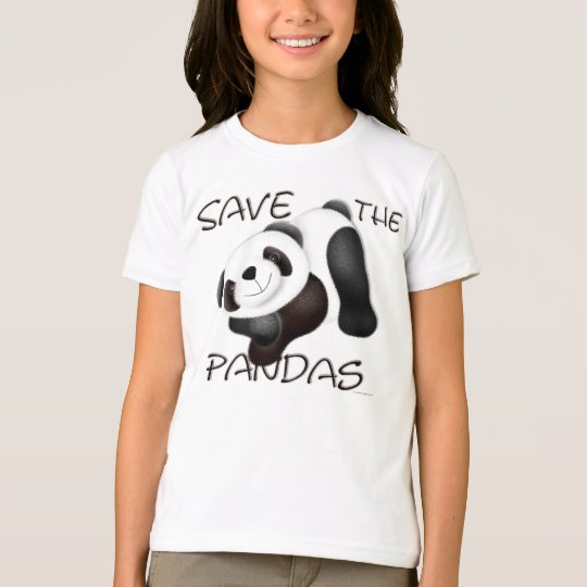 Save The Pandas T-Shirt