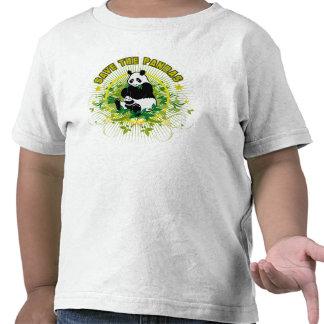 Save the Pandas T-shirts