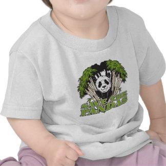 Save the Pandas Tees